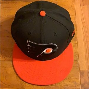 Philadelphia Flyers Fitted Hat Size: 7 1/4